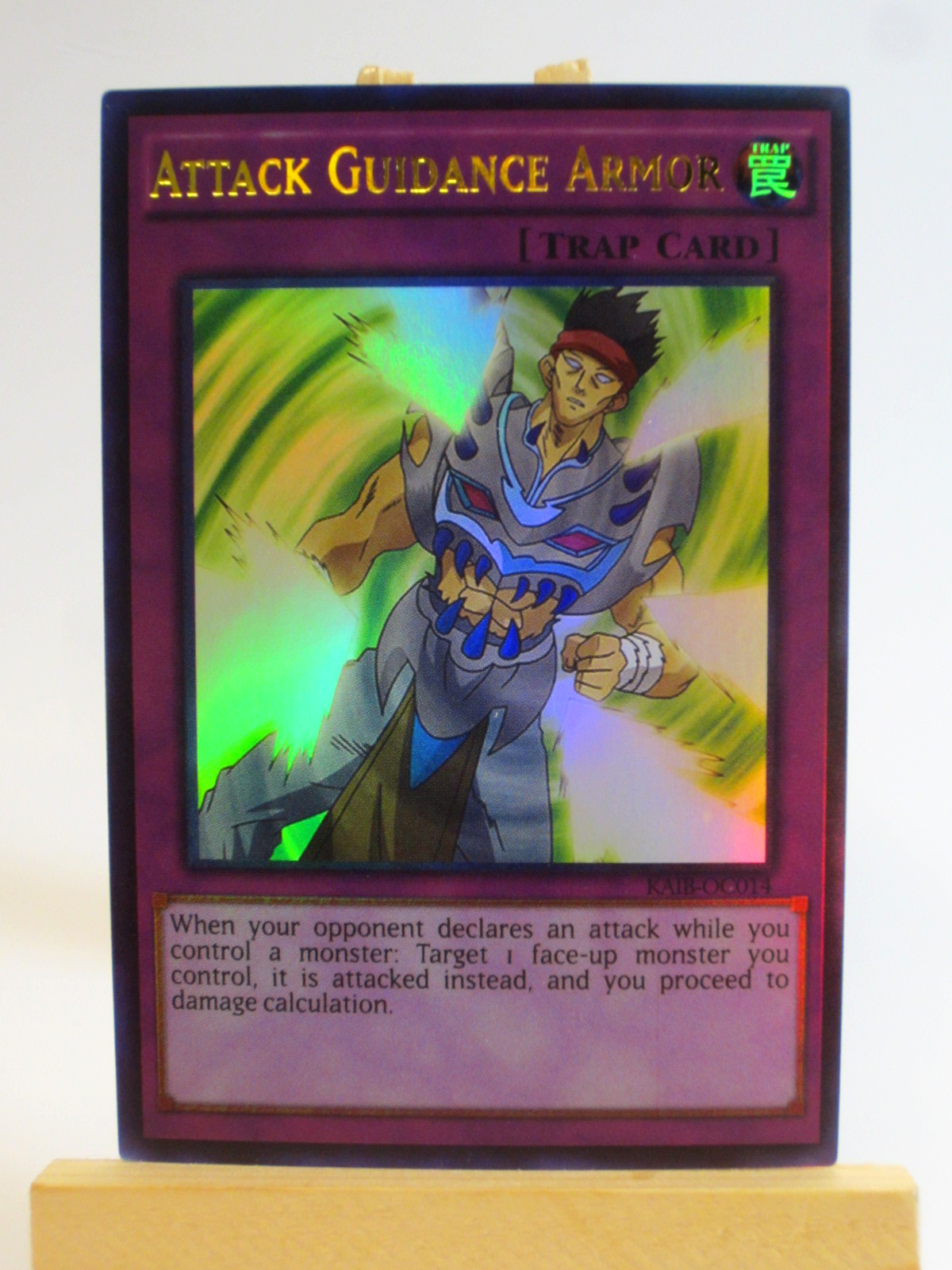 Attack Guidance Armor Oricacardcom