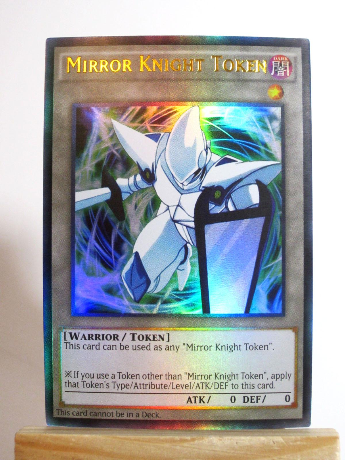 Mirror knight token for Mirror knight