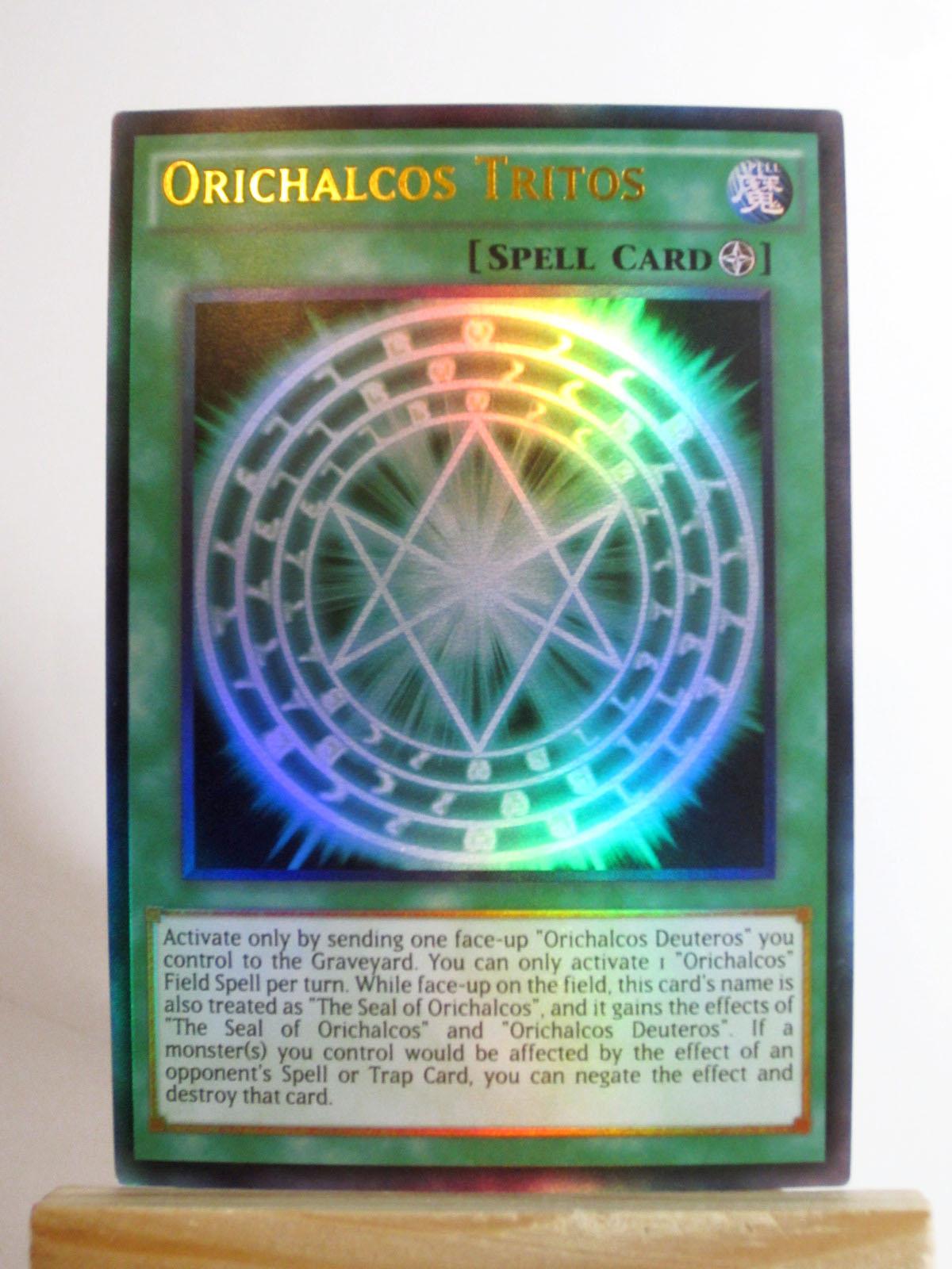 Orichalcos Tritos - Or...